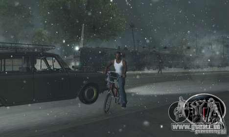 Ein starker Fahrer für GTA San Andreas dritten Screenshot