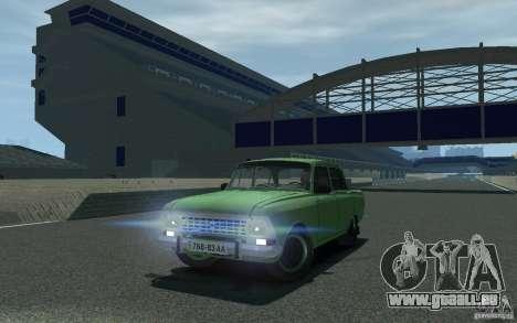 Moskvich 412 für GTA 4