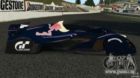 Red Bull X2010 pour GTA 4 est une gauche