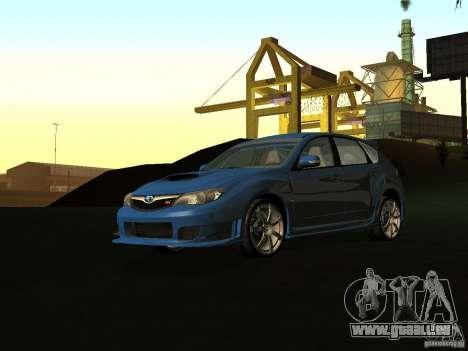 GFX Mod pour GTA San Andreas