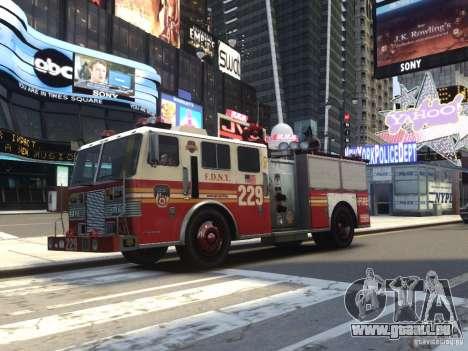 Fire Truck FDNY für GTA 4