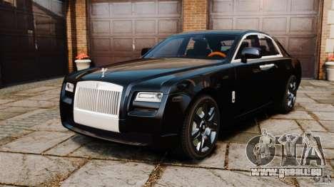 Rolls-Royce Ghost 2012 pour GTA 4