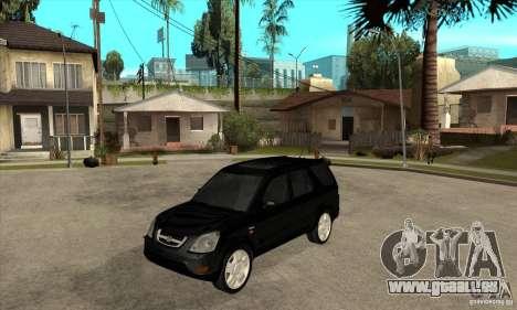 Honda CRV (MK2) für GTA San Andreas