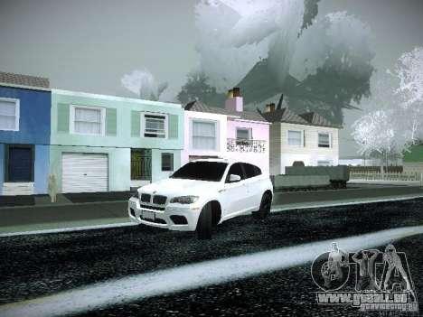 BMW X6M E72 für GTA San Andreas