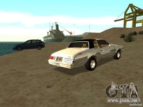 GFX Mod pour GTA San Andreas deuxième écran