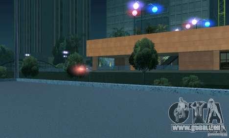 Lila Leuchten für GTA San Andreas fünften Screenshot