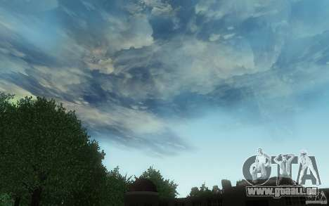 Real Sky Efects für GTA San Andreas