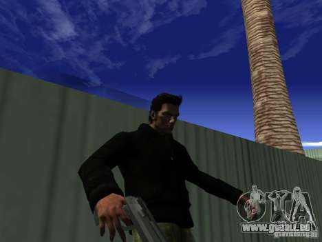 Claude HD Remake (Beta) für GTA San Andreas sechsten Screenshot