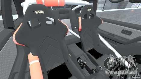Nissan Skyline GT-R (R33) v1.0 für GTA 4 Innenansicht