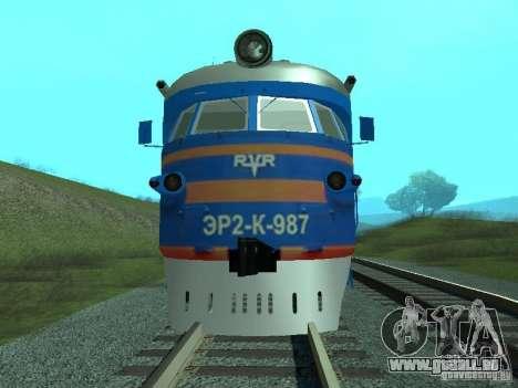 Er2k-987 pour GTA San Andreas laissé vue