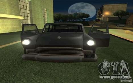 Civilian Cabbie pour GTA San Andreas