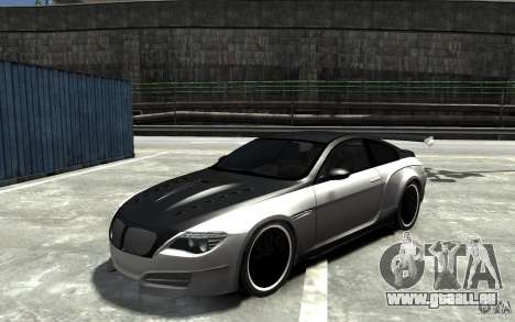 BMW M6 Tuning pour GTA 4