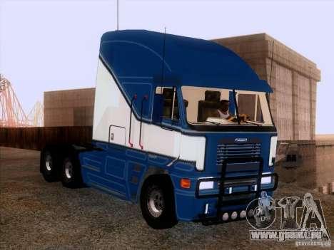 Freightliner Argosy Skin 1 pour GTA San Andreas