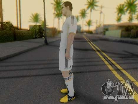 Gareth Bale für GTA San Andreas dritten Screenshot