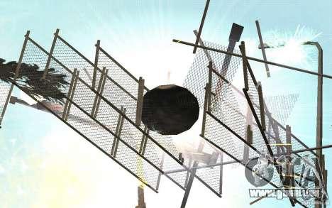 Trou noir pour GTA San Andreas sixième écran