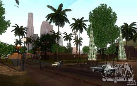 Perfekte Vegetation v. 2 für GTA San Andreas sechsten Screenshot
