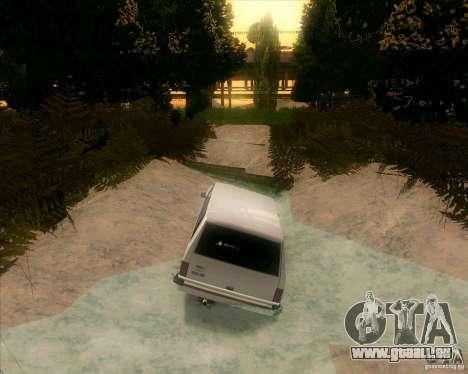 Off-Road Track pour GTA San Andreas troisième écran