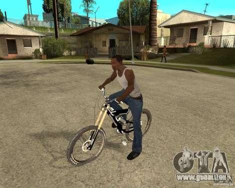 Diamondback strike Beta pour GTA San Andreas