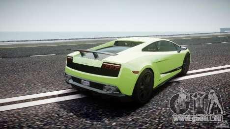 Lamborghini Gallardo LP570-4 Superleggera 2010 für GTA 4 Seitenansicht