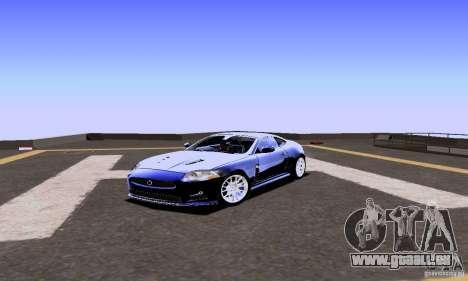 Jaguar XKRS für GTA San Andreas