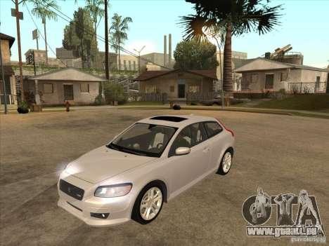 Volvo C30 für GTA San Andreas linke Ansicht