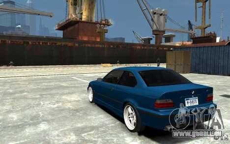 BMW M3 E36 v1.0 für GTA 4 rechte Ansicht