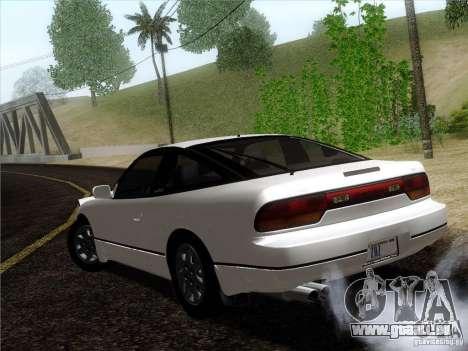Nissan 240SX S13 - Stock für GTA San Andreas linke Ansicht