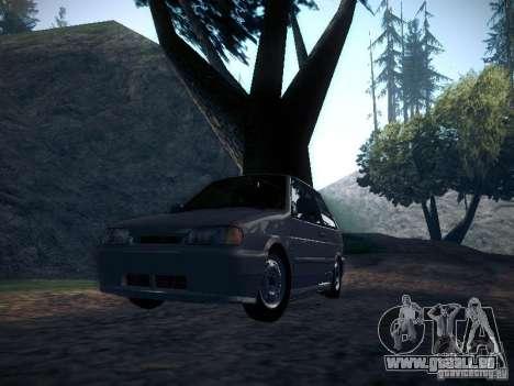 Drain de Vaz 2113 pour GTA San Andreas