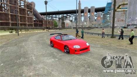 Toyota Supra RZ 1998 v 2.0 für GTA 4