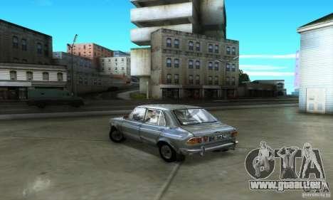 Zastava Stojadin pour GTA San Andreas laissé vue