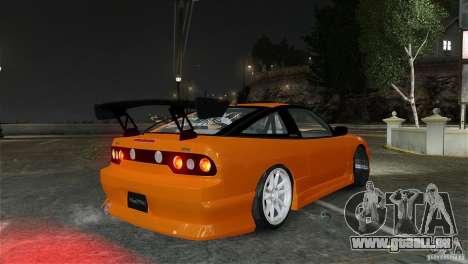 Nissan Sil1480 Drift Spec pour GTA 4 est un côté