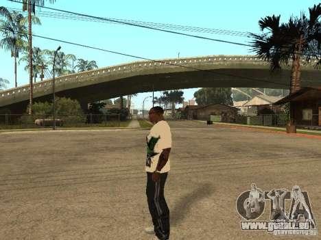 Mike Svoboda pour GTA San Andreas quatrième écran