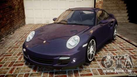 Porsche 911 (997) Turbo v1.1 [EPM] pour GTA 4