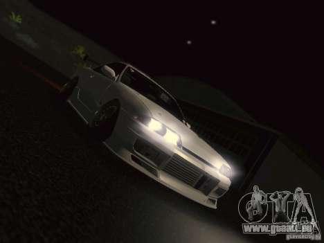 Nissan Skyline GTS R32 JDM für GTA San Andreas Räder