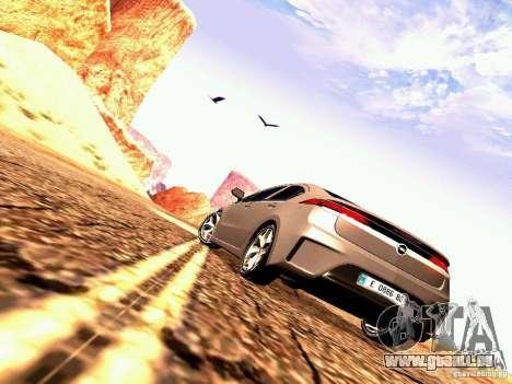 Opel Ampera für GTA San Andreas rechten Ansicht