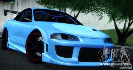 Mitsubishi Eclipse GSX 1999 für GTA San Andreas