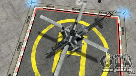 Bell AH-1Z Viper für GTA 4 rechte Ansicht