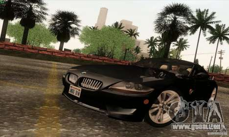 BMW Z4M für GTA San Andreas