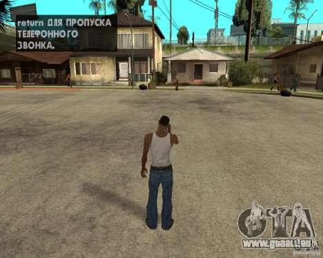 Nokia N97 für GTA San Andreas