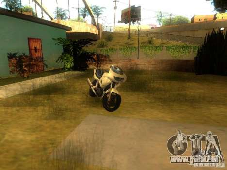 New Car in Grove Street für GTA San Andreas siebten Screenshot