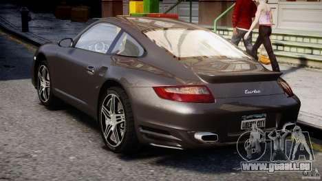 Porsche 911 Turbo für GTA 4 rechte Ansicht
