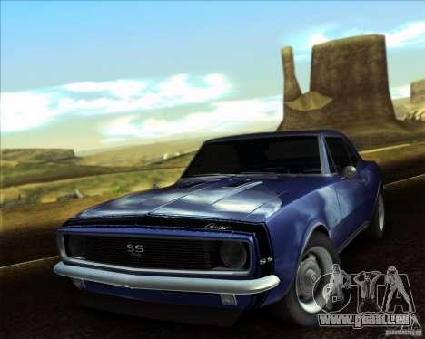 ENBSeries by ibilnaz pour GTA San Andreas troisième écran