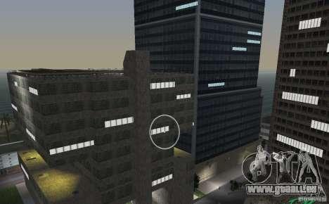 New Downtown: Hospital and scyscrap pour GTA Vice City huitième écran