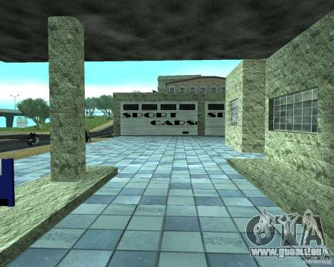 HD Garage de Doherty pour GTA San Andreas septième écran