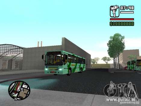 Caio Induscar Apache S22 MB OF-1722M pour GTA San Andreas