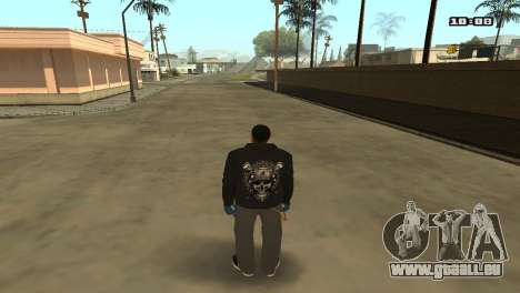 Skin Pack The Rifa für GTA San Andreas siebten Screenshot