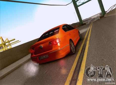 HQ Realistic World v2.0 pour GTA San Andreas troisième écran