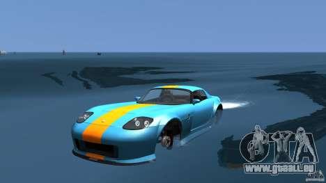 Banshee Boat pour GTA 4