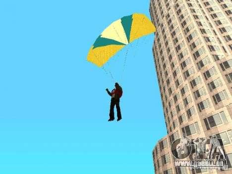 Fallschirm aus TBOGT für GTA San Andreas