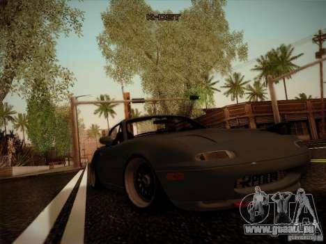 Mazda MX5 JDM pour GTA San Andreas